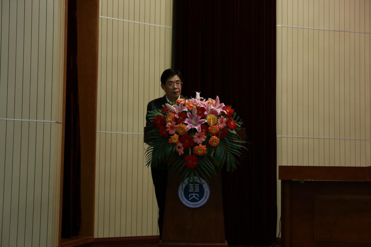 第十二届化学周开幕式暨游劲松教授讲座